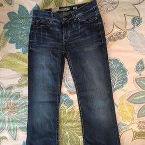 Women's Buckle Jeans